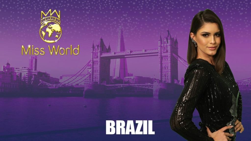 Round 36th : Miss World 2019 564
