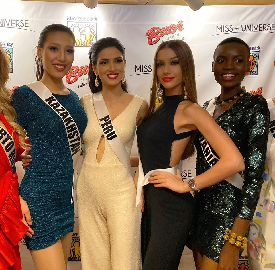 MISS UNIVERSE 2019 - OFFICIAL COVERAGE  - Page 13 75474110