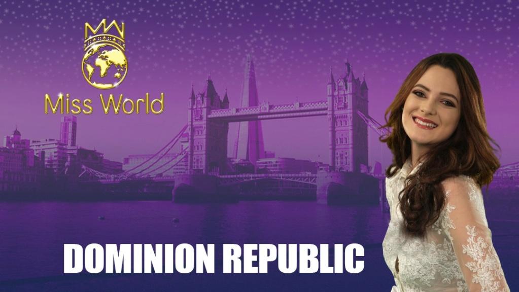 Round 36th : Miss World 2019 759