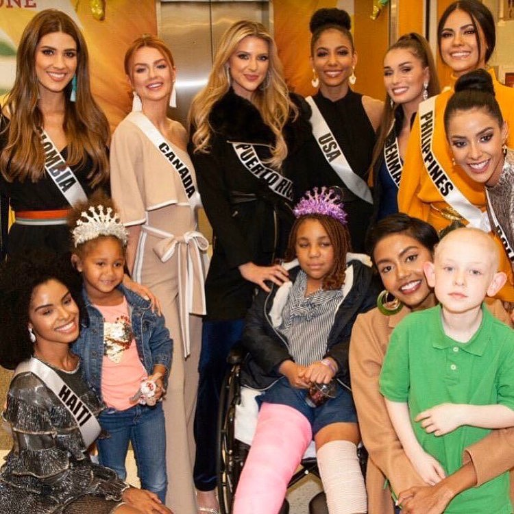 MISS UNIVERSE 2019 - OFFICIAL COVERAGE  - Page 13 76751610