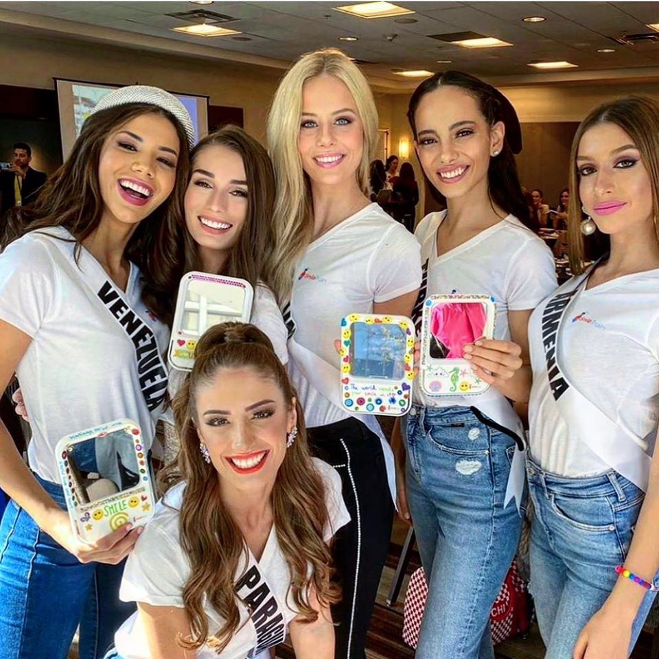 MISS UNIVERSE 2019 - OFFICIAL COVERAGE  - Page 13 77187310