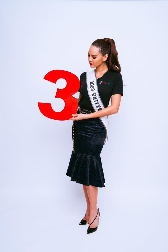 ♔ The Official Thread of MISS UNIVERSE® 2018 Catriona Gray of Philippines ♔ - Page 21 77286510