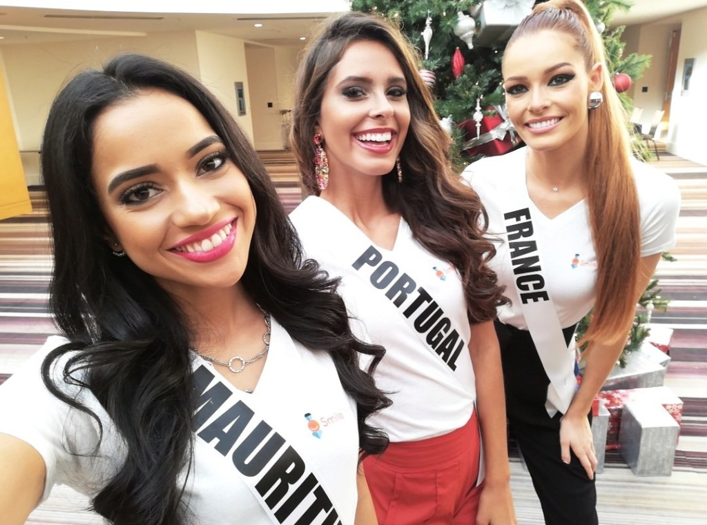 MISS UNIVERSE 2019 - OFFICIAL COVERAGE  - Page 13 78041410