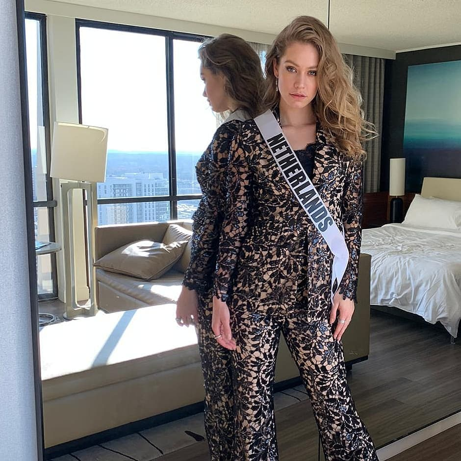 MISS UNIVERSE 2019 - OFFICIAL COVERAGE  - Page 13 78249810
