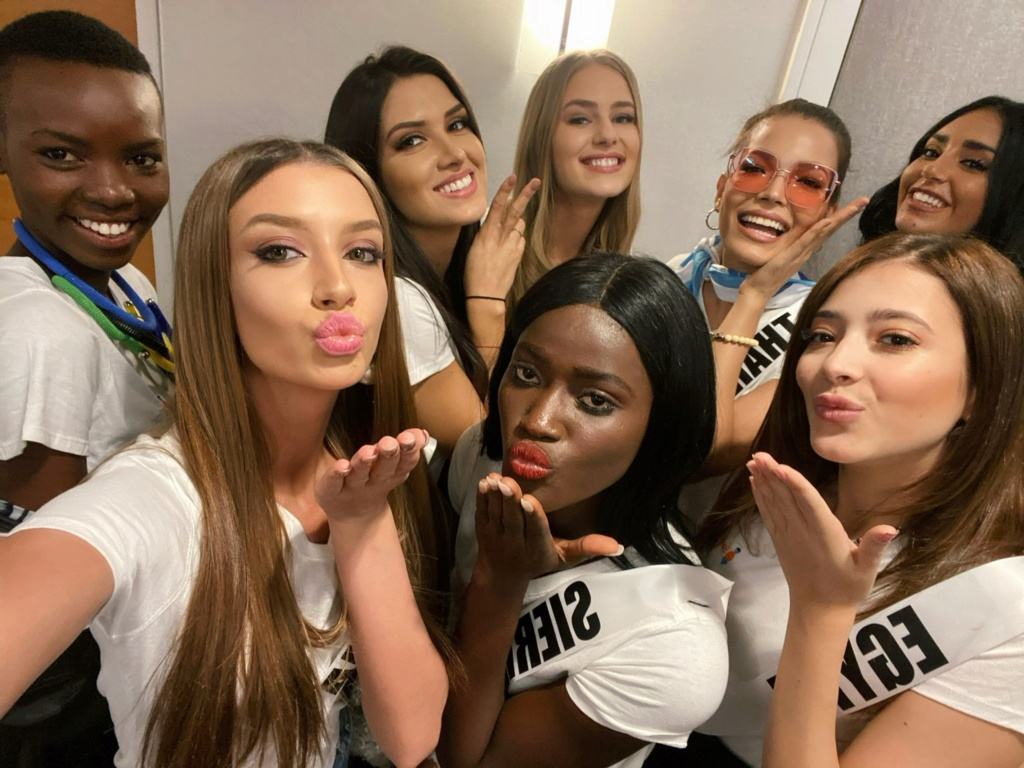 MISS UNIVERSE 2019 - OFFICIAL COVERAGE  - Page 13 78396911
