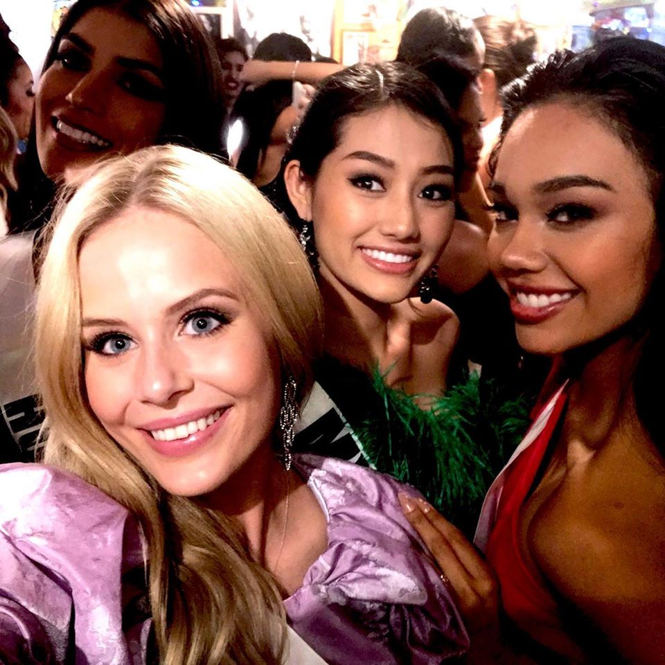 MISS UNIVERSE 2019 - OFFICIAL COVERAGE  - Page 13 78472010