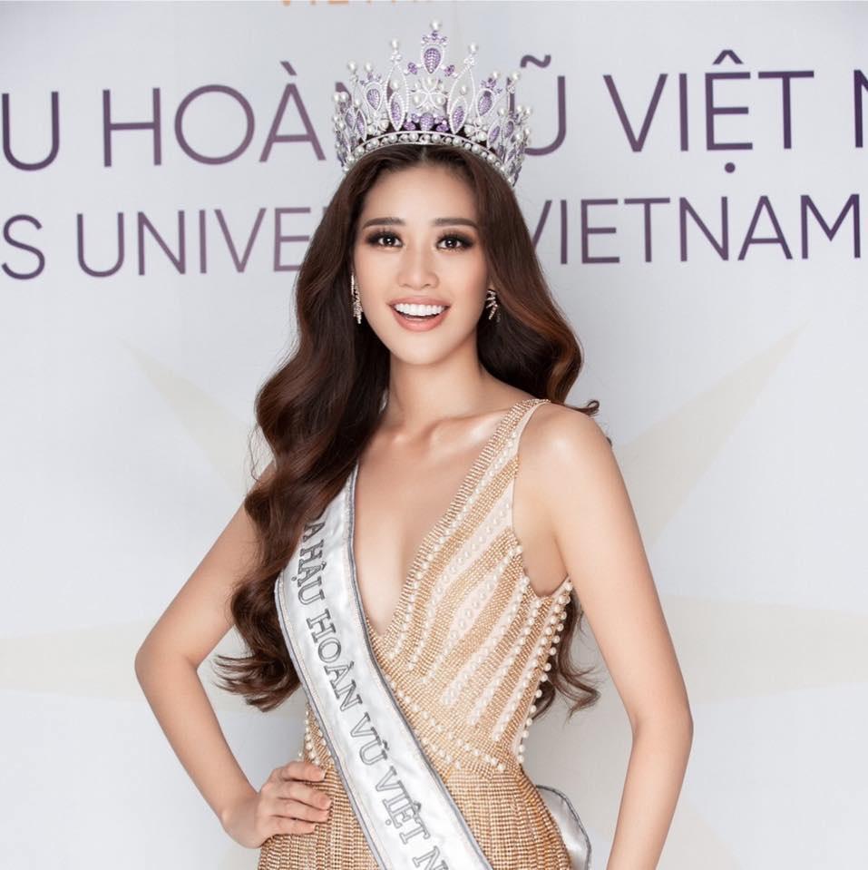 VIETNAM - Nguyễn Trần Khánh Vân (VIETNAM 2020) 78807211