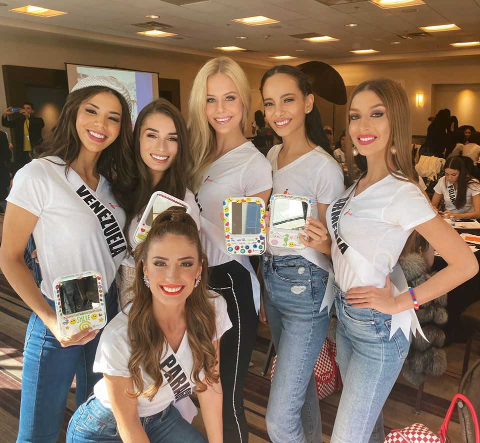 MISS UNIVERSE 2019 - OFFICIAL COVERAGE  - Page 13 78921610