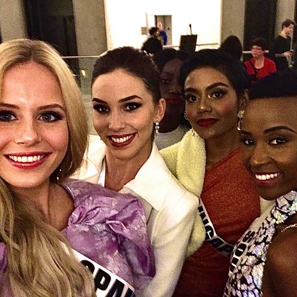 MISS UNIVERSE 2019 - OFFICIAL COVERAGE  - Page 13 78942410