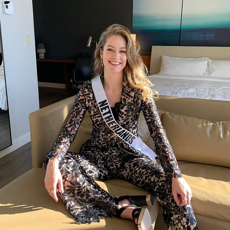 MISS UNIVERSE 2019 - OFFICIAL COVERAGE  - Page 13 78953510