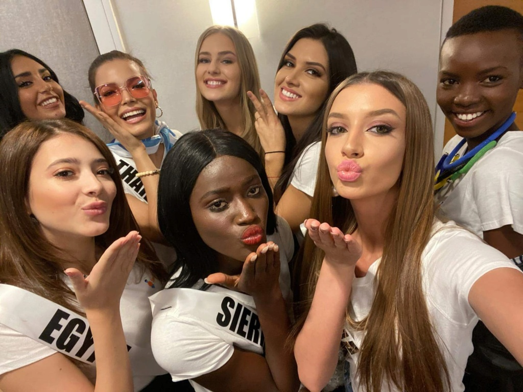 MISS UNIVERSE 2019 - OFFICIAL COVERAGE  - Page 13 79022510
