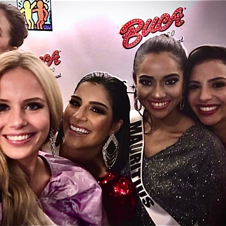 MISS UNIVERSE 2019 - OFFICIAL COVERAGE  - Page 13 79036910