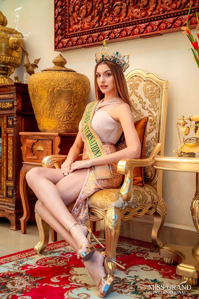 Official Thread of MISS GRAND INTERNATIONAL 2019 - Lourdes Valentina Figuera - VENEZUELA - Page 3 79162810
