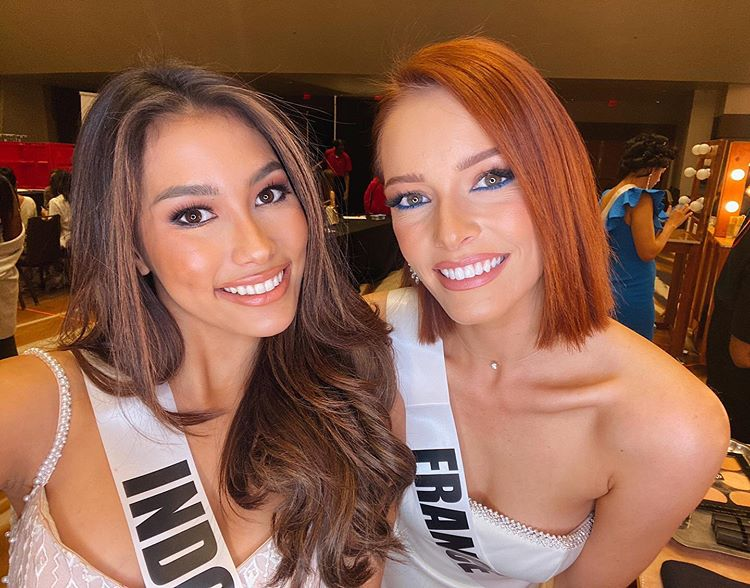 MISS UNIVERSE 2019 - OFFICIAL COVERAGE  - Page 13 79254110