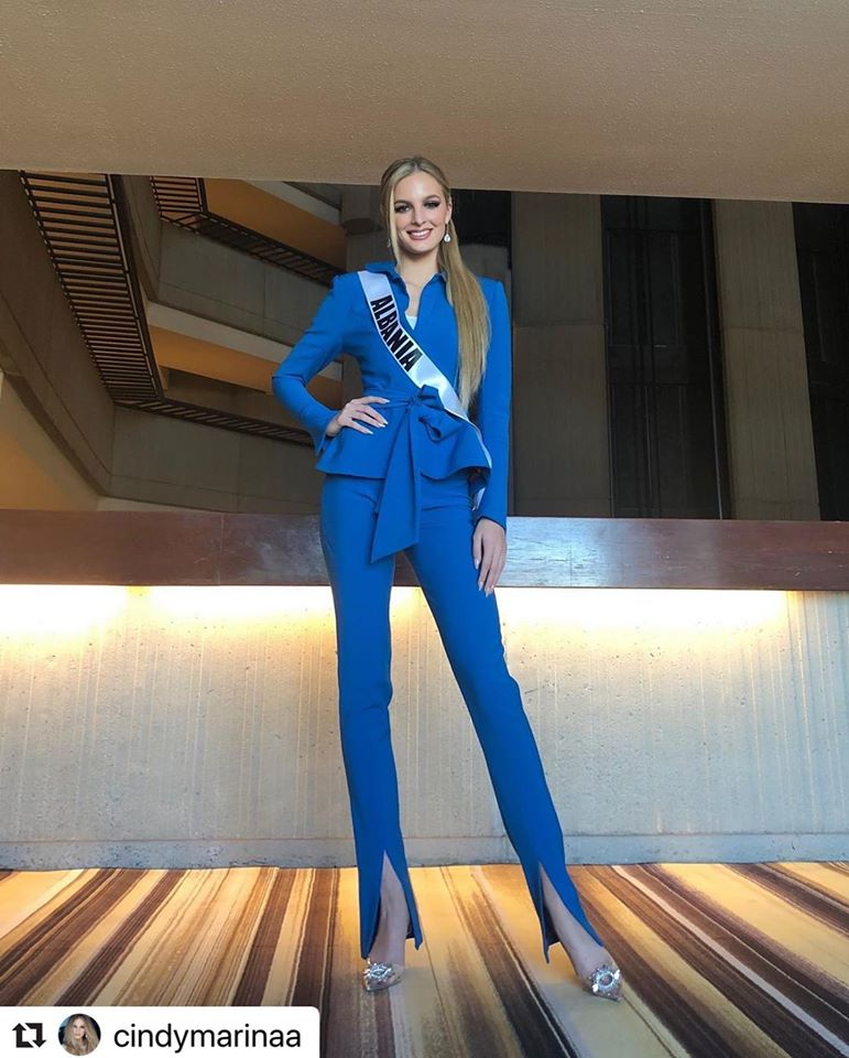 MISS UNIVERSE 2019 - OFFICIAL COVERAGE  - Page 13 79284910