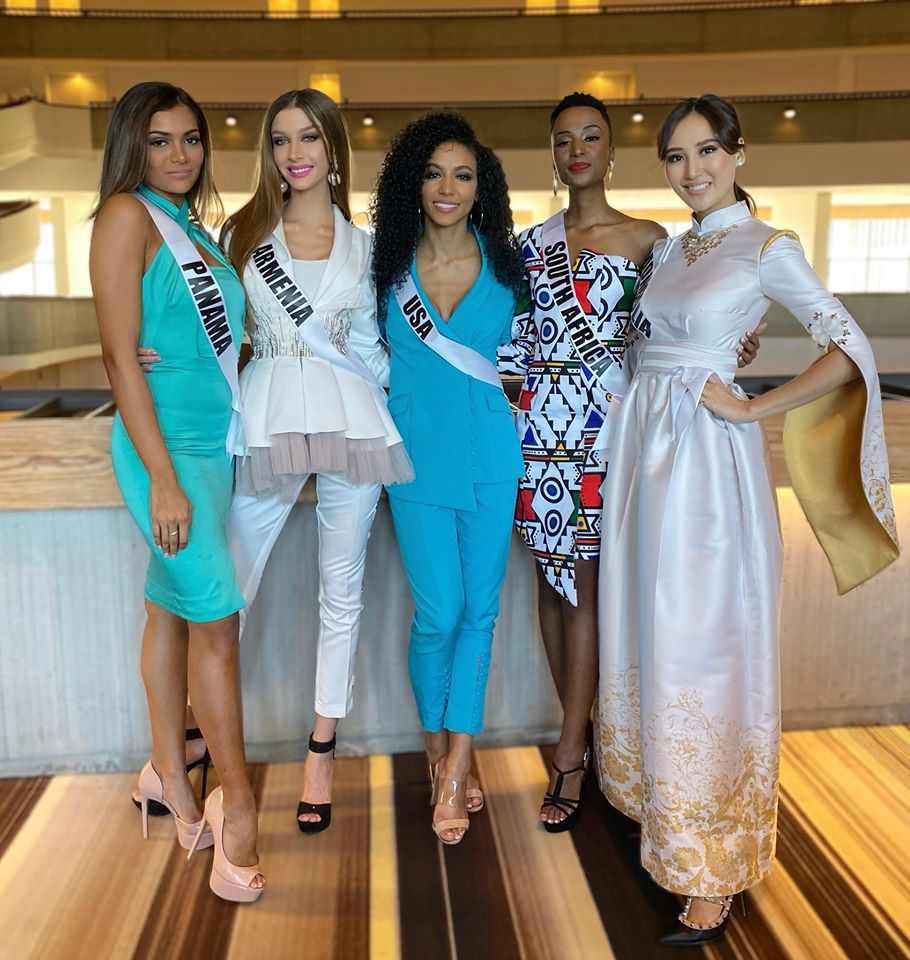 MISS UNIVERSE 2019 - OFFICIAL COVERAGE  - Page 13 79759410