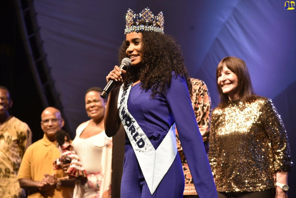 Official Thread of Miss World 2019 ® Toni-Ann Singh - JAMAICA - Page 2 80131010