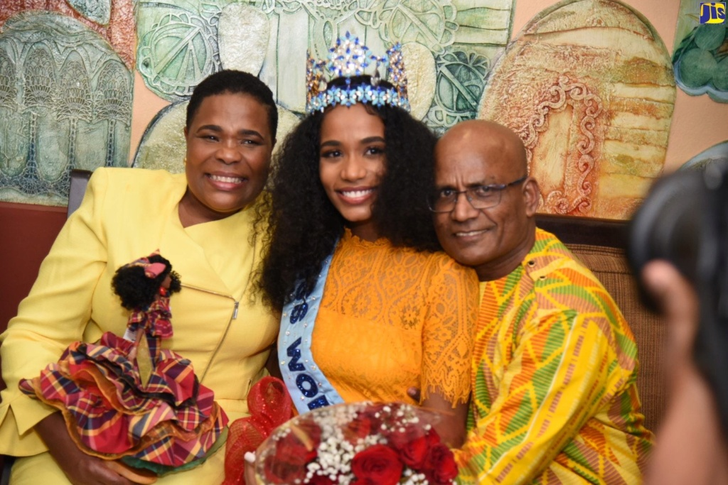 Official Thread of Miss World 2019 ® Toni-Ann Singh - JAMAICA - Page 2 80315610