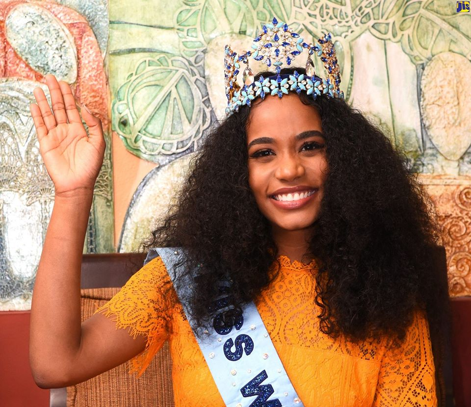 Official Thread of Miss World 2019 ® Toni-Ann Singh - JAMAICA - Page 2 80517110