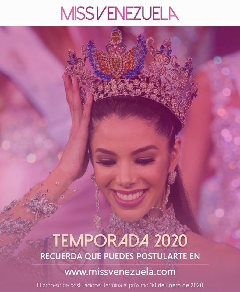 ROAD TO MISS VENEZUELA 2020  81393210
