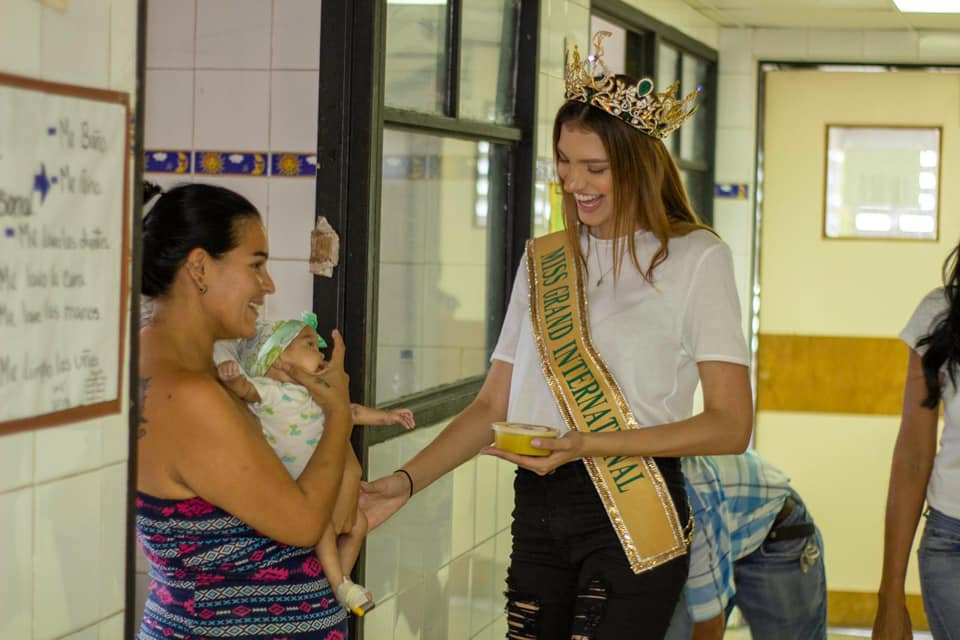 Official Thread of MISS GRAND INTERNATIONAL 2019 - Lourdes Valentina Figuera - VENEZUELA - Page 2 81728510