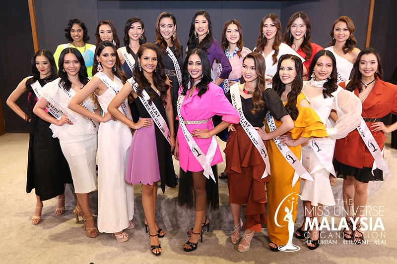 Road to MISS MALAYSIA UNIVERSE 2020 - Page 2 81893510