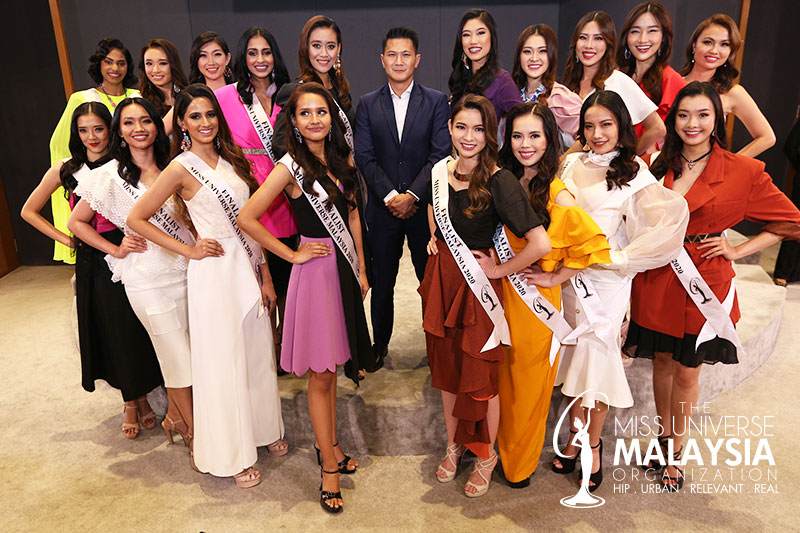 Road to MISS MALAYSIA UNIVERSE 2020 - Page 2 82264110