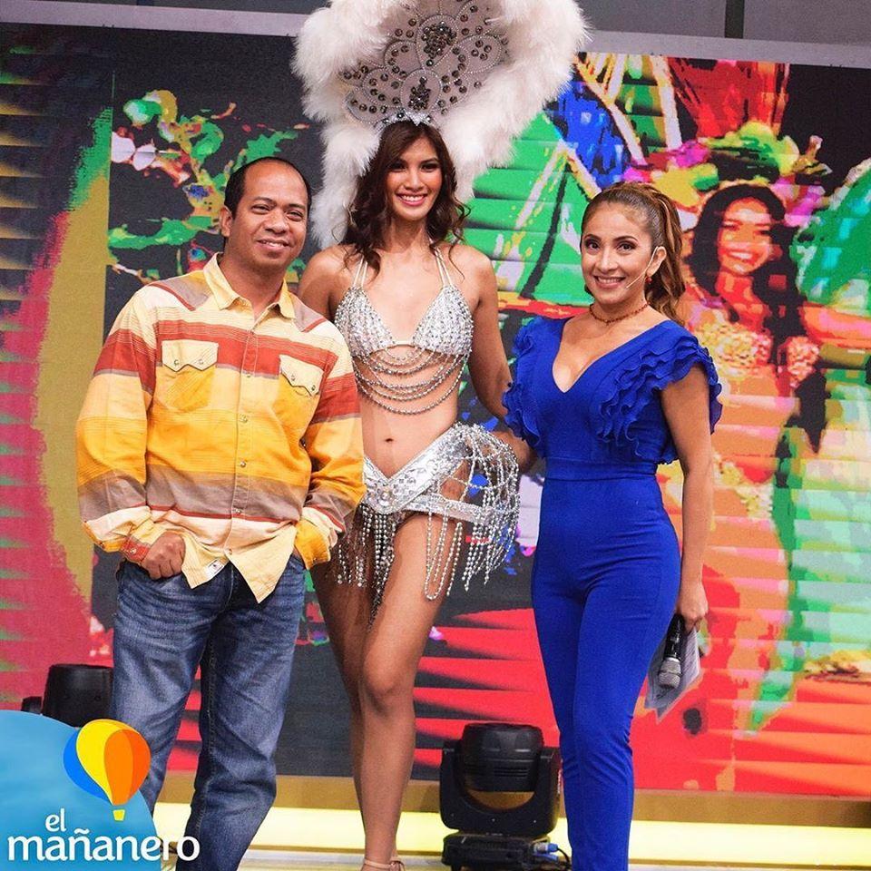 Reina Hispanoamericana Filipinas 2019: Katrina Llegado 83113810