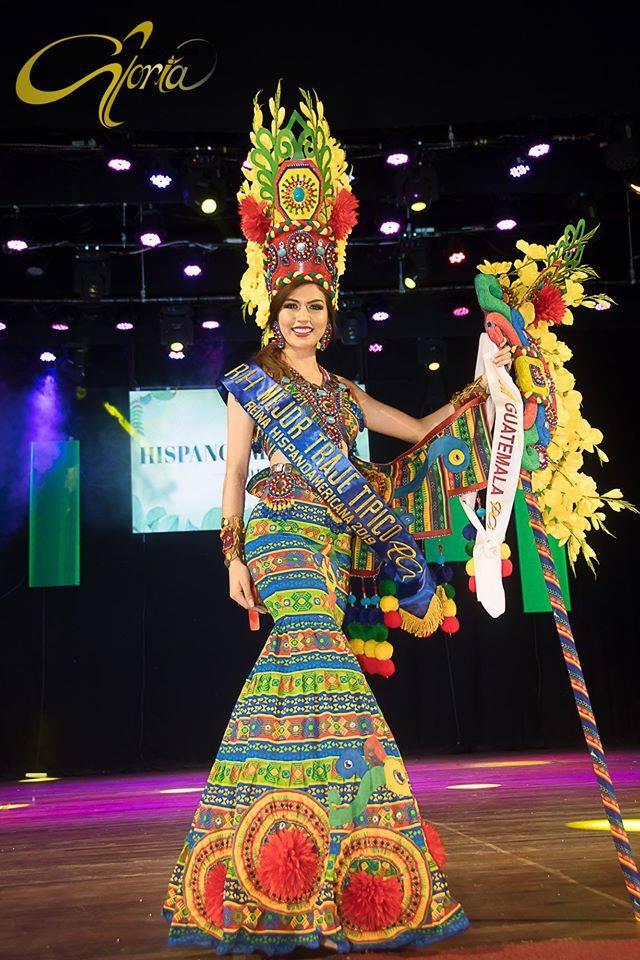 Reina Hispanoamericana 2019/2020 - Page 2 84244810