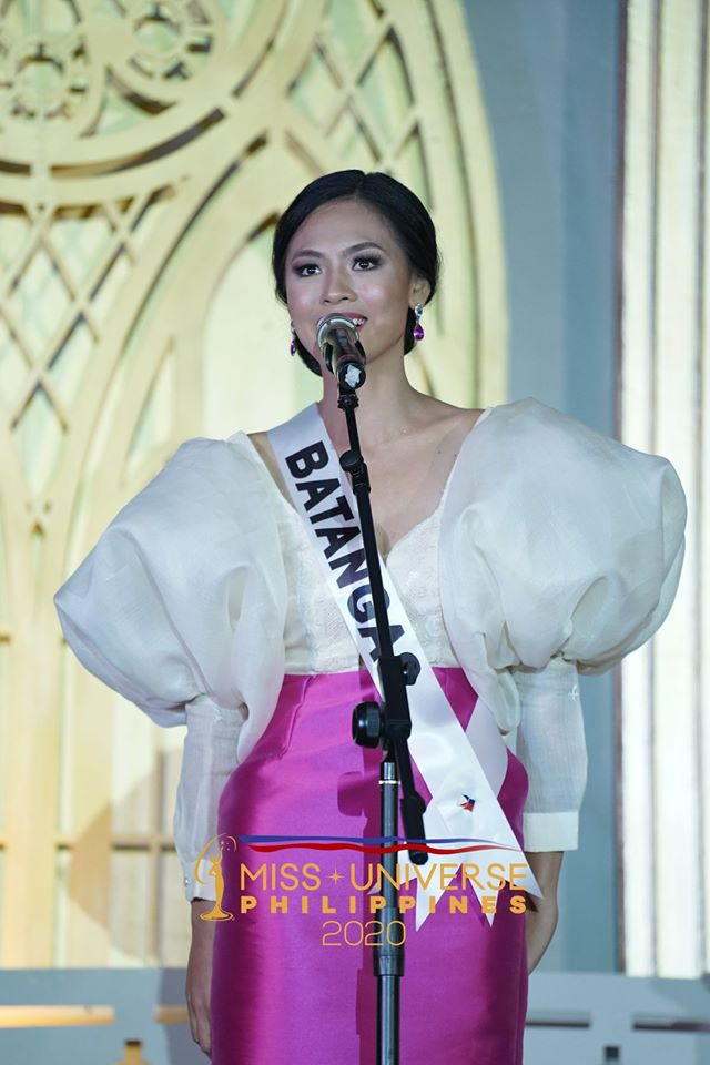 ROAD TO MISS UNIVERSE PHILIPPINES 2020 - Page 3 84563810