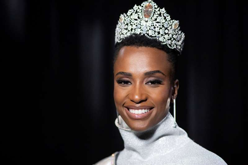 The Official Thread Of Miss Universe 2019 : Zozibini Tunzi of South Africa - Page 4 84990910