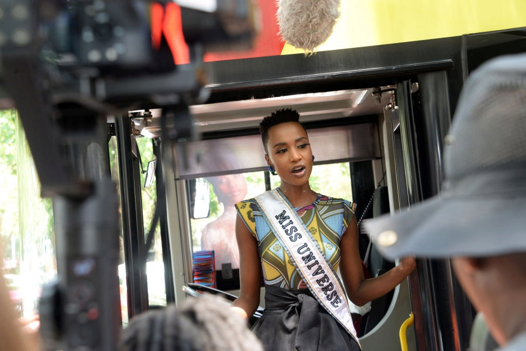The Official Thread Of Miss Universe 2019 : Zozibini Tunzi of South Africa - Page 4 86472410