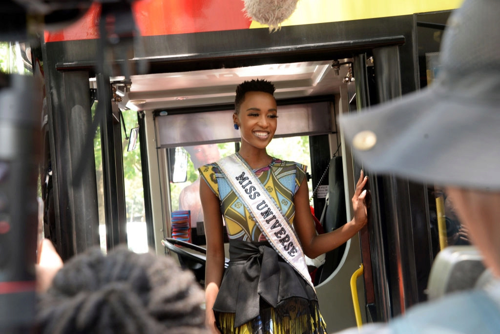 The Official Thread Of Miss Universe 2019 : Zozibini Tunzi of South Africa - Page 4 86757010