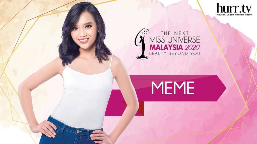 Road to MISS MALAYSIA UNIVERSE 2020 - Page 2 868