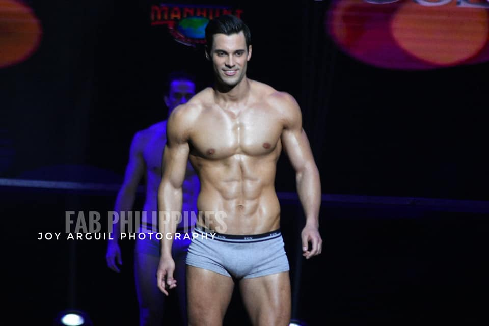 nikos antonopoulos, 1st runner-up de 20th manhunt international. 87227510