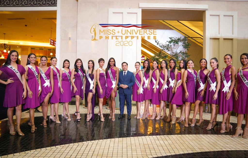 ROAD TO MISS UNIVERSE PHILIPPINES 2020 - Page 3 89319910