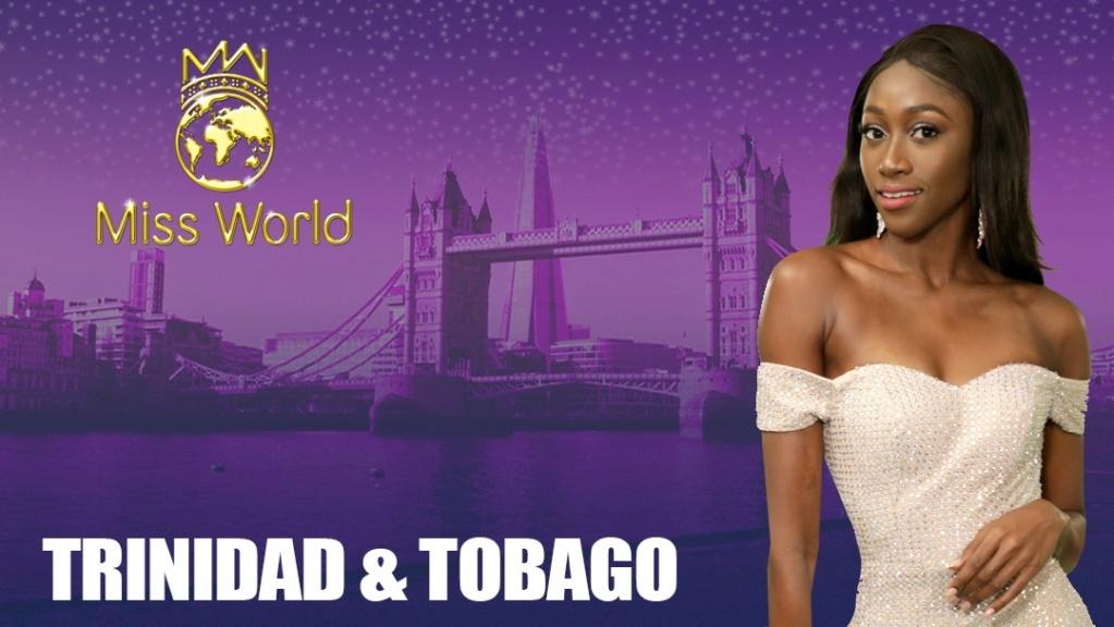 Round 36th : Miss World 2019 954