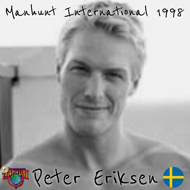peter eriksen, manhunt international 1998. Enligh15