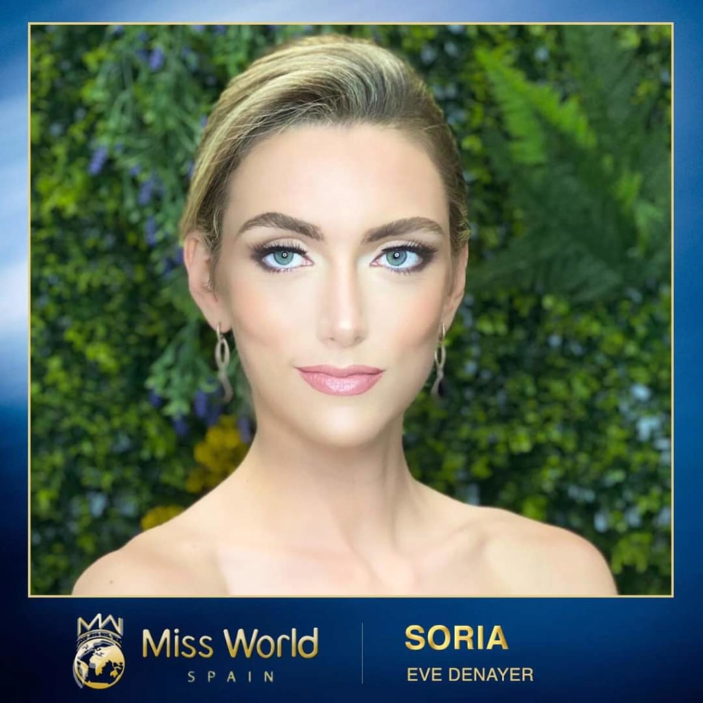 MISS WORLD SPAIN 2020 Fb_im668