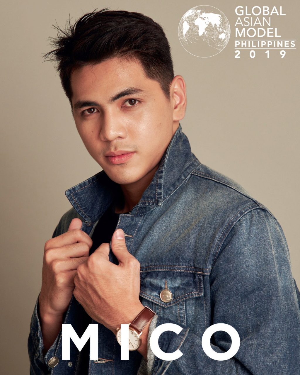 Male Global Asian Model Philippines 2019 Winners Global10