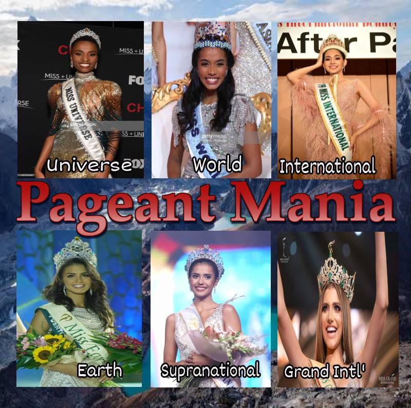 PAGEANT MANIA - PORTAL Portal10