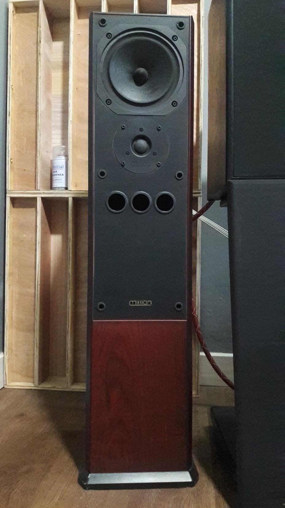 Mission 752 Freedom Floorstand Speaker(SOLD) 20200819