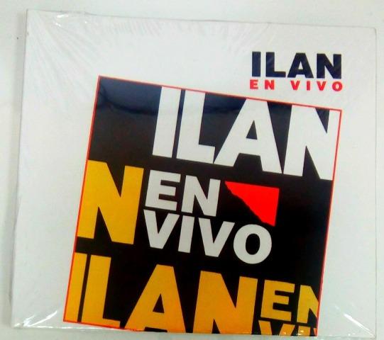 ILAN CHESTER - EN VIVO EN MATA DE COCO - 1988 Portad23