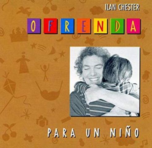 ILAN CHESTER - OFRENDA PARA UN NIÑO - 1999 Portad26