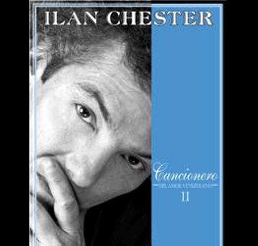 ILAN CHESTER - CANCIONERO DEL AMOR VENEZOLANO 2 - 2000 Portad27