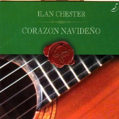 ILAN CHESTER - CORAZON NAVIDEÑO - 2001 Portad31