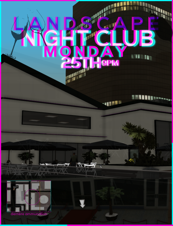[FLYER] Landscape Night Club, ce soir 21h00. Flyer10