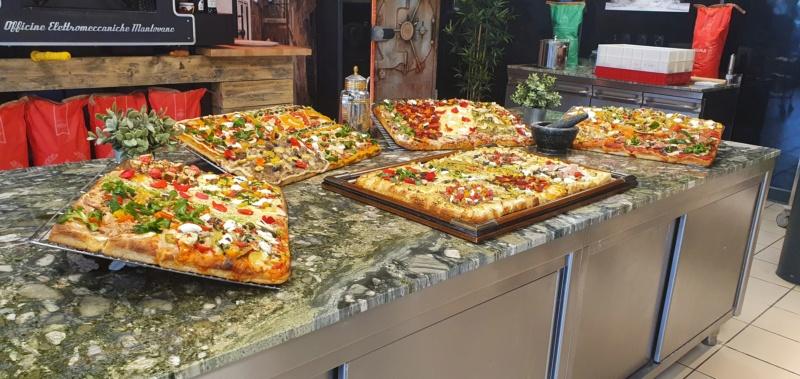 La pizza est un art 20210210