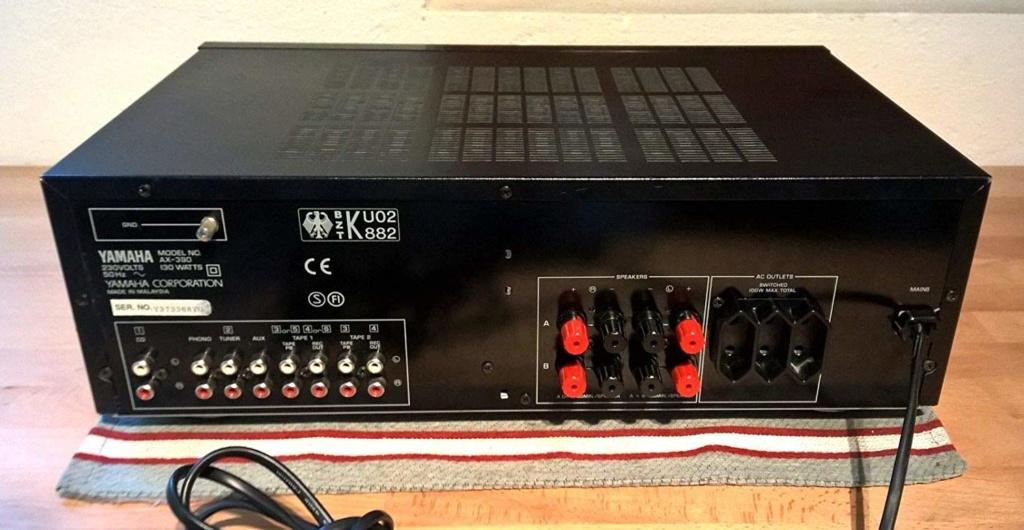 Amplificador adecuado para unas Dynaudio focus 110 de 4 Ohms Yamaha11