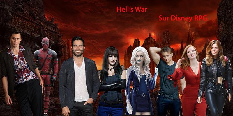 Gens de Hell's War !  Header10